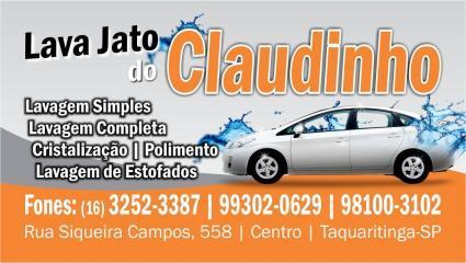 Lava Jato do Claudinho