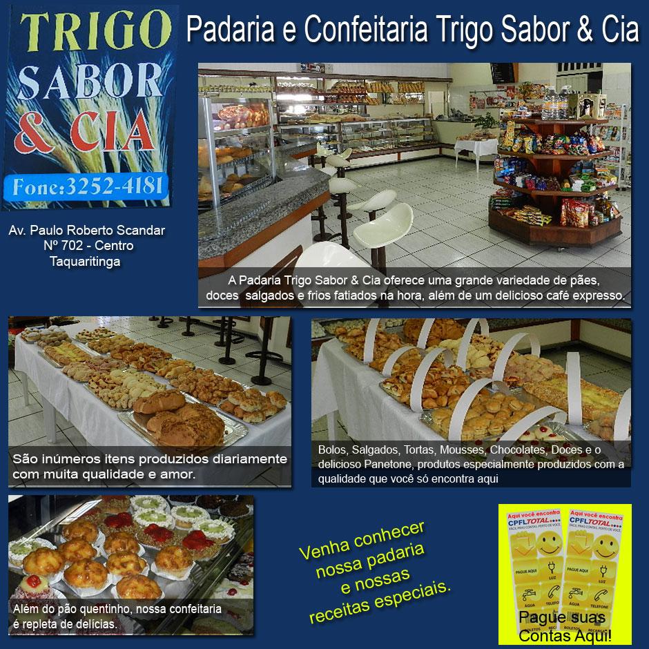 Left 11- Trigo e Sabor