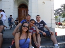 Churrasco na Praça