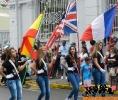 Desfile da Cívico em Comemoração aos 121 Anos de Taquaritinga