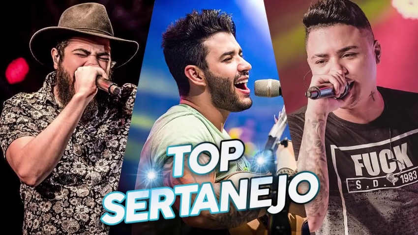 Top Sertanejo.As 20 Melhores e Mais Tocadas de 2018