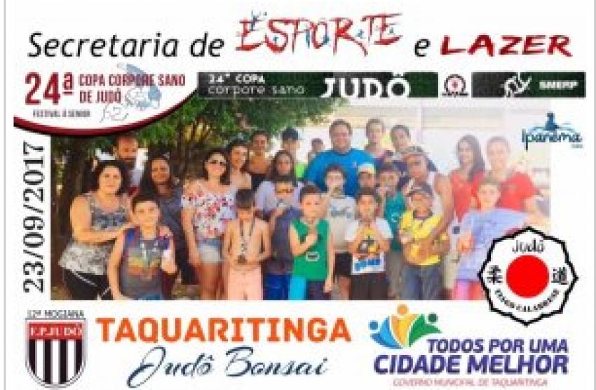 Judô de Taquaritinga conquista 10 medalhas em Ribeirão Preto