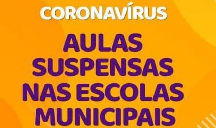 AULAS CONTINUAM SUSPENSAS NA REDE MUNICIPAL DE ENSINO